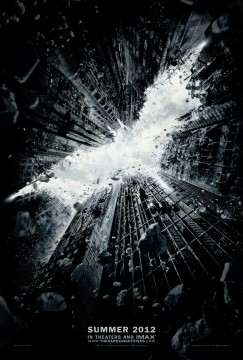 Dark Knight Rises Official Teaser Poster 1