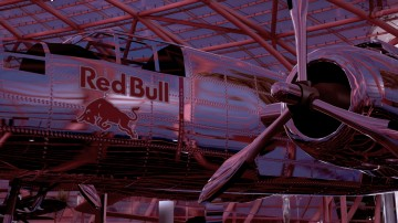Gran Turismo 5 camera simulator - Red Bull Hangar 7
