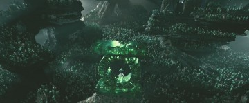 The Green Lantern Corps: They are many
