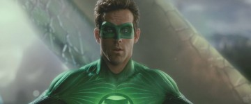 Hal Jordan is played by Ryan Reynolds with total aloofness.