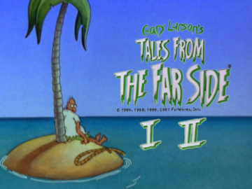 Gary Larson's Tales from the Far Side screenshot
