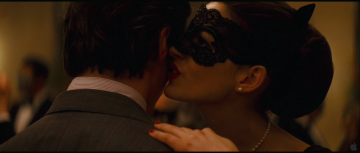 Dark Knight Rises Trailer Analysis: Anne Hathaway (as Selina Kyle) making sexy threats against Wayne