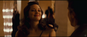 Dark Knight Rises Trailer Analysis: Marion Cotillard (playing Miranda Tate) looking yummy