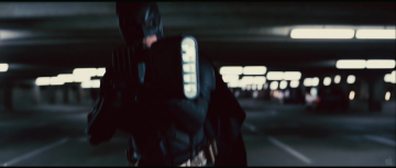 Dark Knight Rises Trailer Analysis: Batman showing you his new AMD graphics card