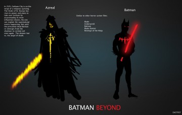 Batman Beyond Live Concept Art