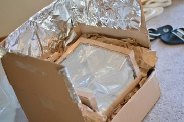 My Solar Oven Cooker
