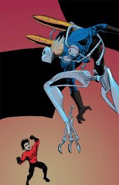 Agent Blue Attacks!