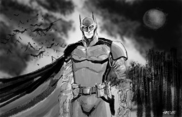 Batman vs Superman constume design batsuit leak