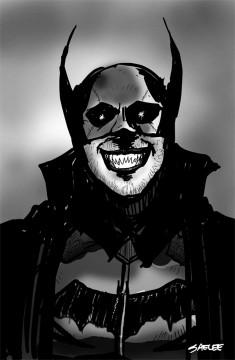 The Final Official Batman vs Superman Ben Affleck Batsuit Costume