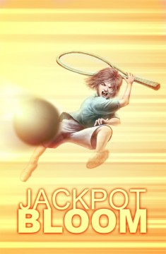 Jackpot Bloom Comic Book Cover Concept