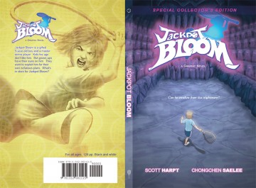 Jackpot Bloom Cover Mockup
