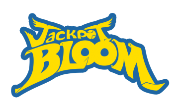 Jackpot Bloom Sports Homage Logo