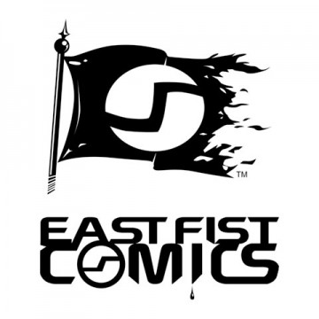 Eastfist Comics Logo