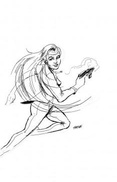 Draw Women