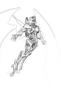 Bluebot Sketch