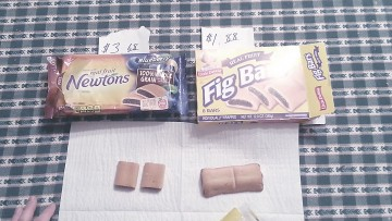 Little Debbie Figbars Vs Newtons
