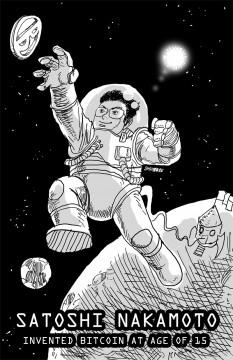 Satoshi To The Moon