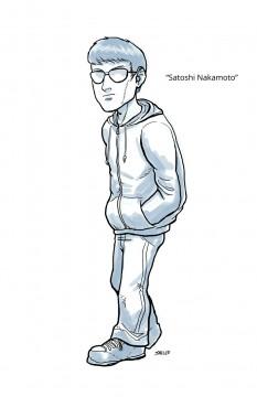 The Real Satoshi Nakamoto
