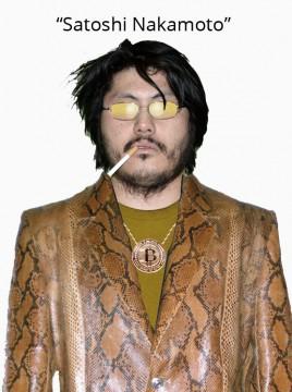 Boss Satoshi Nakamoto