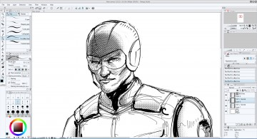 Manga Studio 5 Demo