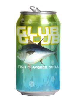 Fish Soda Concept
