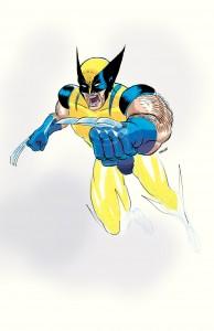 Manga Studio 5 Wolverine