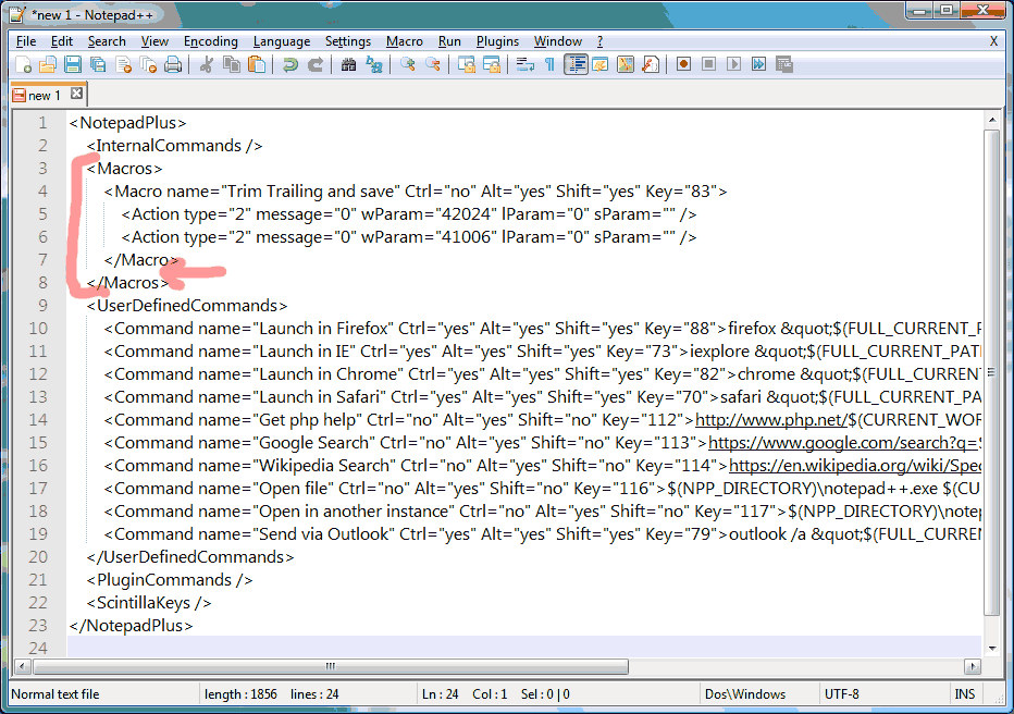 How To Minify HTML With Notepad++ « Eastfist: Chongchen