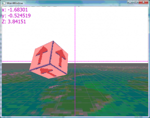 Real 3D in pure Qt 4.8.7